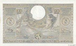 100 Francs - 20 Belgas BELGIQUE  1938 P.107 SPL