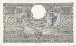 100 Francs - 20 Belgas BELGIQUE  1943 P.107 SUP