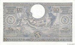 100 Francs - 20 Belgas BELGIQUE  1943 P.107 SPL