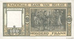 100 Francs BELGIQUE  1947 P.126 SUP