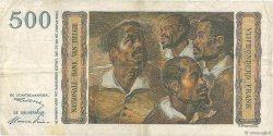 500 Francs BELGIQUE  1952 P.130 TB+
