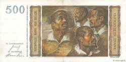 500 Francs BELGIQUE  1953 P.130 TTB+