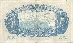 500 Francs - 100 Belgas BELGIQUE  1934 P.103a pr.TTB