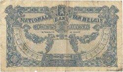 1 Franc BELGIQUE  1921 P.092 B