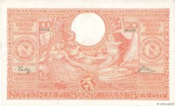100 Francs - 20 Belgas BELGIQUE  1944 P.113 TTB+