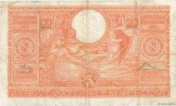 100 Francs - 20 Belgas BELGIQUE  1944 P.114 TB