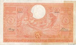 100 Francs - 20 Belgas BELGIQUE  1944 P.114 TTB