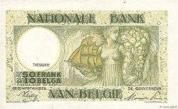 50 Francs - 10 Belgas BELGIQUE  1944 P.106 SUP