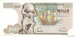 1000 Francs BELGIQUE  1961 P.136a pr.NEUF