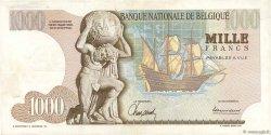 1000 Francs BELGIQUE  1961 P.136a TTB