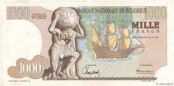 1000 Francs BELGIQUE  1966 P.136a SUP