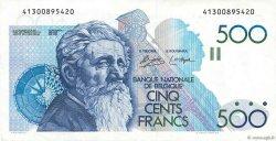 500 Francs BELGIQUE  1981 P.141a SUP