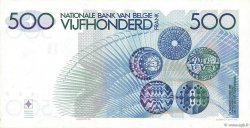 500 Francs BELGIQUE  1981 P.141a SPL