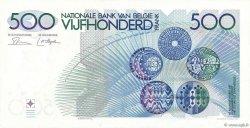 500 Francs BELGIQUE  1982 P.143a pr.NEUF