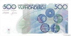 500 Francs BELGIQUE  1982 P.143a SUP+