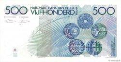500 Francs BELGIQUE  1982 P.143a SUP