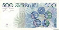 500 Francs BELGIQUE  1982 P.143a TTB