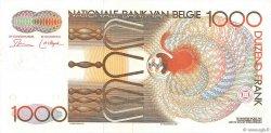 1000 Francs BELGIQUE  1980 P.144a SUP
