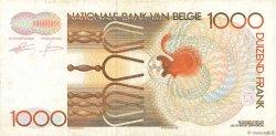 1000 Francs BELGIQUE  1980 P.144a TTB