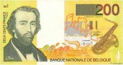 200 Francs BELGIQUE  1995 P.148 TTB