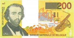 200 Francs BELGIQUE  1995 P.148 pr.NEUF