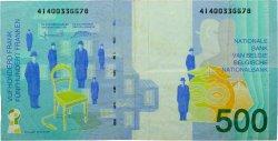 500 Francs BELGIQUE  1998 P.149 TTB