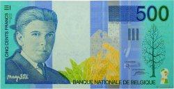 500 Francs BELGIQUE  1998 P.149 NEUF