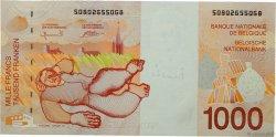 1000 Francs BELGIQUE  1997 P.150 NEUF