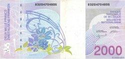 2000 Francs BELGIQUE  1994 P.151 TTB