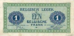 1 Franc BELGIQUE  1946 P.M1a TTB