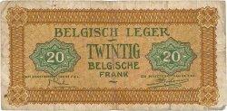 20 Francs BELGIQUE  1946 P.M5a B