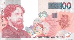100 Francs BELGIQUE  1995 P.147 NEUF