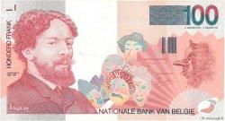 100 Francs BELGIQUE  1995 P.147 SUP