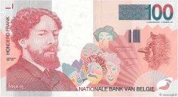 100 Francs BELGIQUE  1995 P.147 pr.NEUF