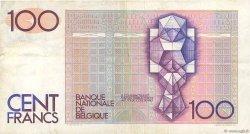 100 Francs BELGIQUE  1978 P.140 TTB