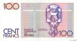 100 Francs BELGIQUE  1978 P.140 SUP
