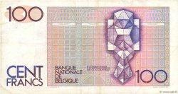 100 Francs BELGIQUE  1978 P.140 TTB+