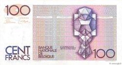 100 Francs BELGIQUE  1982 P.142a SPL