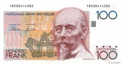 100 Francs BELGIQUE  1982 P.142a SUP+