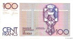 100 Francs BELGIQUE  1982 P.142a SUP