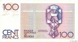 100 Francs BELGIQUE  1982 P.142a TTB