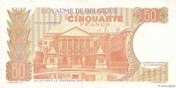 50 Francs BELGIQUE  1966 P.139 SUP