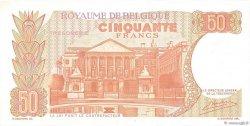50 Francs BELGIQUE  1966 P.139 NEUF