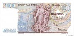 100 Francs BELGIQUE  1968 P.134a pr.NEUF