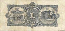 1 Pound ÉCOSSE  1965 P.325a TB