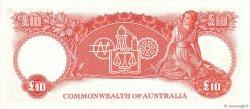 10 Pounds AUSTRALIE  1961 P.36a SPL