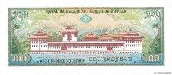 100 Ngultrum BHOUTAN  1994 P.20 NEUF