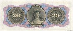 20 Pesos COSTA RICA  1899 PS.165r NEUF
