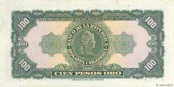100 Pesos Oro COLOMBIE  1967 P.403c pr.NEUF