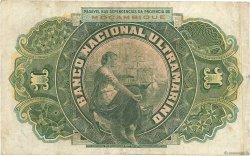 1 Escudo MOZAMBIQUE  1921 P.066b TB